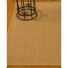 Busey Hand-Woven Beige Area Rug Rug Size: Rectangle 12' x 15'