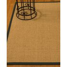 Busey Hand-Woven Beige Area Rug Rug Size: Rectangle 9' x 12'