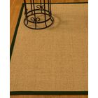 Busey Hand-Woven Beige Area Rug Rug Size: Rectangle 8' x 10'