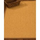 Kimes Hand-Woven Beige Area Rug Rug Size: Rectangle 12' x 15'