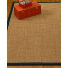 Kimberlin Hand-Woven Beige Area Rug Rug Size: Rectangle 9' x 12'