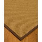 Decarlo Hand-Woven Beige Area Rug Rug Size: Rectangle 5' x 8'