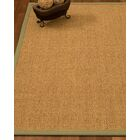 Badger Hand-Woven Beige Area Rug Rug Size: Rectangle 4' x 6'