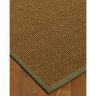Kimbolton Hand-Woven Brown Area Rug Rug Size: Rectangle 6' x 9'