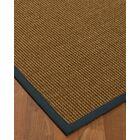 Kimbolton Hand-Woven Brown Area Rug Rug Size: Rectangle 4' x 6'