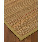 Kimble Hand-Woven Beige Area Rug Rug Size: Rectangle 6' x 9'