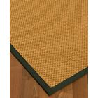Halter Hand-Woven Beige Area Rug Rug Size: Rectangle 4' x 6'