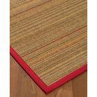 Kimble Hand-Woven Beige Area Rug Rug Size: Rectangle 3' x 5'