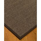 Bafford Hand-Woven Black Area Rug Rug Size: Rectangle 8' x 10'