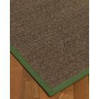 Bafford Hand-Woven Black Area Rug Rug Size: Rectangle 3' x 5'