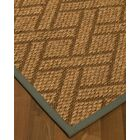 Kimbro Hand-Woven Beige Area Rug Rug Size: Rectangle 6' x 9'