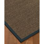 Bafford Hand-Woven Black Area Rug Rug Size: Rectangle 12' x 15'