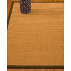 Gregory Hand-Woven Beige Area Rug Rug Size: Rectangle 5' x 8'