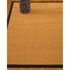 Gregory Hand-Woven Beige Area Rug Rug Size: Rectangle 6' x 9'