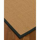Badham Hand-Woven Wool Beige Area Rug Rug Size: Rectangle 12' x 15'