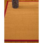 Gregory Hand-Woven Beige Area Rug Rug Size: Rectangle 3' x 5'