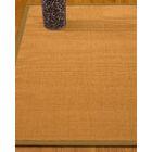 Gregory Hand-Woven Beige Area Rug Rug Size: Rectangle 2' x 3'