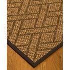 Kimbro Hand-Woven Beige/Fudge Area Rug Rug Size: Rectangle 9' x 12'
