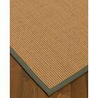 Badham Hand-Woven Wool Beige Area Rug Rug Size: Runner 2'5
