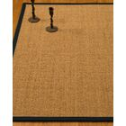 Escalante Hand-Woven Just/Sisal Beige Area Rug Rug Size: Rectangle 4' x 6'