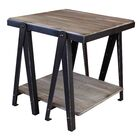 Draughn End Table with Shelf