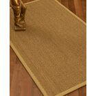 Mahaney Border Hand-Woven Beige Area Rug Rug Pad Included: No, Rug Size: Rectangle 3' x 5'