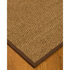 Chavarria Border Hand-Woven Beige/Brown Area Rug Rug Pad Included: No, Rug Size: Runner 2'6