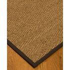Chavarria Border Hand-Woven Beige/Fudge Area Rug Rug Size: Rectangle 12' x 15', Rug Pad Included: Yes