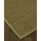 Chavarria Border Hand-Woven Beige/Natural Area Rug Rug Size: Rectangle 9' x 12', Rug Pad Included: Yes