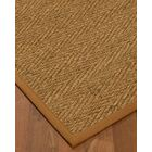 Chavarria Border Hand-Woven Beige/Sienna Area Rug Rug Size: Rectangle 9' x 12', Rug Pad Included: Yes