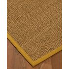 Chavarria Border Hand-Woven Beige/Tan Area Rug Rug Size: Rectangle 9' x 12', Rug Pad Included: Yes