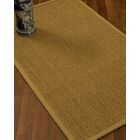Rosabel Border Hand-Woven Beige/Sage Area Rug Rug Size: Rectangle 12' x 15', Rug Pad Included: Yes