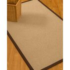 Chea Border Hand-Woven Wool Beige/Brown Area Rug Rug Size: Rectangle 12' x 15', Rug Pad Included: Yes
