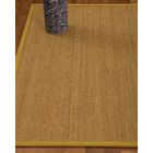 Heidenreich Border Hand-Woven Beige/Tan Area Rug Rug Pad Included: No, Rug Size: Runner 2'6