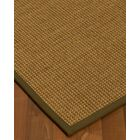 Chavez Border Hand-Woven Beige/Malt Area Rug Rug Size: Rectangle 4' x 6', Rug Pad Included: Yes