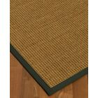 Chavez Border Hand-Woven Beige/Metal Area Rug Rug Size: Rectangle 9' x 12', Rug Pad Included: Yes