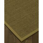 Chavez Border Hand-Woven Beige/Sage Area Rug Rug Size: Rectangle 5' x 8', Rug Pad Included: Yes