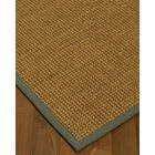 Chavez Border Hand-Woven Beige/Stone Area Rug Rug Size: Rectangle 9' x 12', Rug Pad Included: Yes