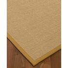 Atwell Border Hand-Woven Gray/Sage Area Rug Rug Size: Rectangle 9' x 12', Rug Pad Included: Yes
