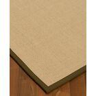 Vannatta Border Hand-Woven Wool Beige/Malt Area Rug Rug Pad Included: No, Rug Size: Rectangle 3' x 5'