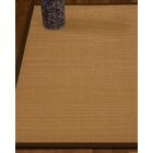 Magruder Border Hand-Woven Wool Blend Beige/Brown Area Rug Rug Size: Rectangle 9' x 12', Rug Pad Included: Yes
