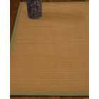 Magruder Border Hand-Woven Wool Beige/Khaki Area Rug Rug Size: Rectangle 6' x 9', Rug Pad Included: Yes