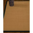 Magruder Border Hand-Woven Wool Beige/Green Area Rug Rug Size: Rectangle 5' x 8', Rug Pad Included: Yes