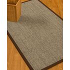 Mahan Border Hand-Woven Beige/Brown Area Rug Rug Size: Rectangle 8' x 10', Rug Pad Included: Yes