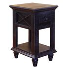 Strauser 1 Drawer End Table