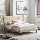Craighead Upholstered Platform Bed Size: King