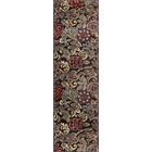 Brightling Brown Area Rug Rug Size: 2'3''x 10'