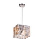 Squill 4-Light Crystal Pendant
