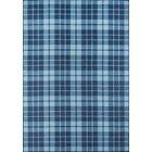 Blair Blue Area Rug Rug Size: Rectangle 7'6