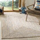 Diara Natural Fiber Hand-Woven Natural Area Rug Rug Size: Rectangle 8' x 10'